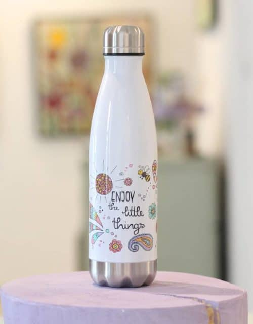 Trinkflasche Rollin Art