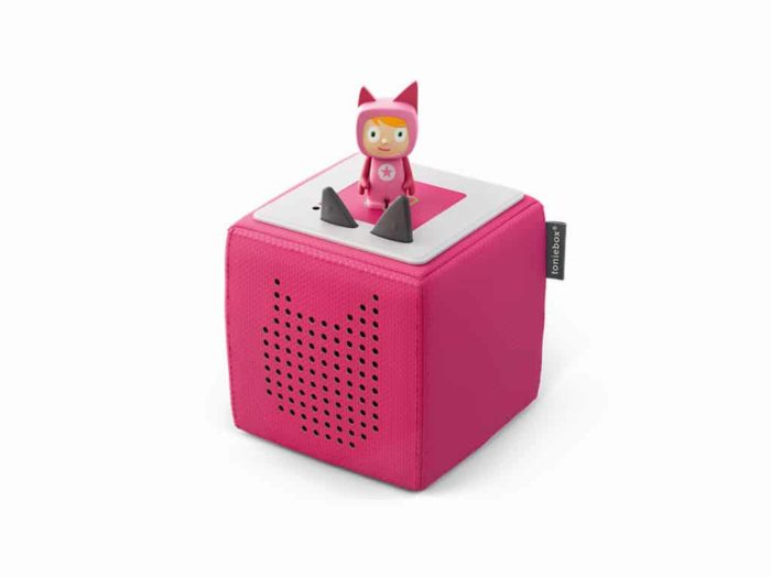 Toniebox pink