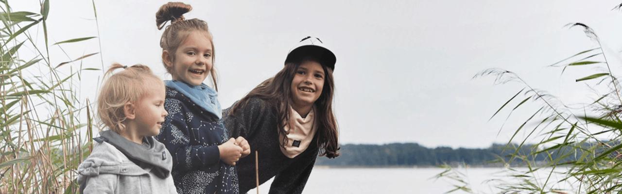 Website Header Bild - Kinder am See